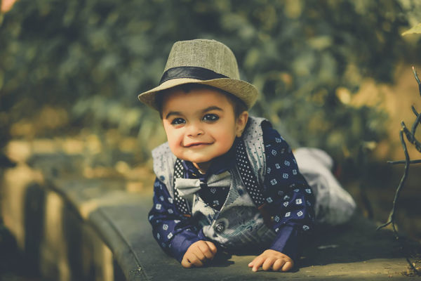 Baby Modelling Photography