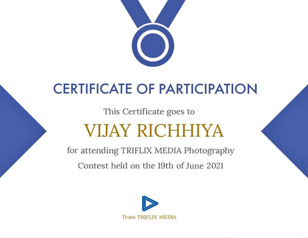 Certificate of participations